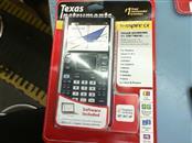 TEXAS INSTRUMENTS Calculator TI-NSPIRE CX